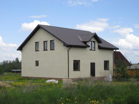 Продам новый кирпичный дом у воды в деревне Селинское - Фото 3