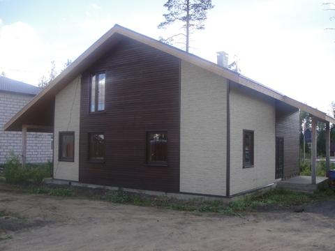 Продам дома 234 кв м на участке 10 соток в ДНП Гранит дер Елизаветинка - Фото 1