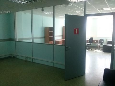 Офис в БЦ 60 кв.м, центр города - Фото 2