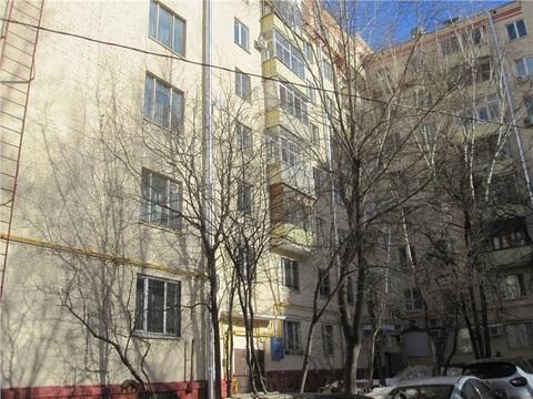 3-х (трехкомнатная) квартира м. Университет, Ленинский проспект, д. . - Фото 1