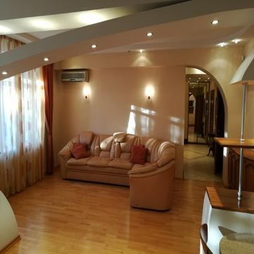 Эксклюзивная 4-комнатная с евроремонтом и мебелью. - Фото 5