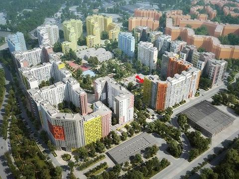 Продажа квартиры, м. Царицыно, 6-я Радиальная - Фото 1