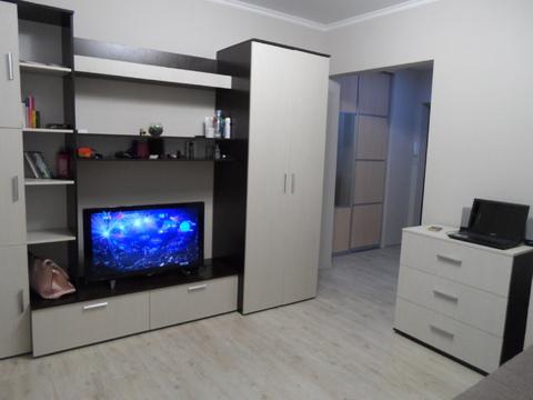 1 к квартира с отличным ремонтом - Фото 4