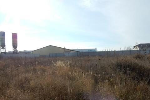 Земельный участок производственного назначения