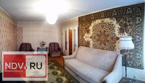 3-комнатная квартира у м.вднх, ул.Галушкина, д.3, к.1 - Фото 1