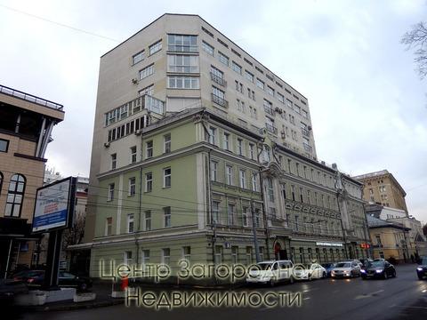 Трехкомнатная Квартира Москва, улица Самотечная, д.5, ЦАО - . - Фото 1