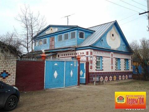 Дом в с.Узморье, Энгельский район - Фото 1