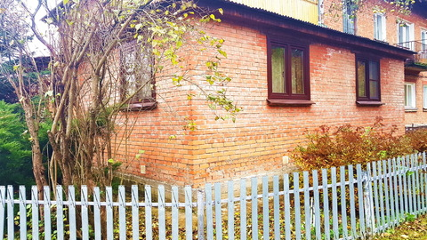 Квартира 60 кв.м. с участком. д.Горловка (Голицыно). 30 км.от МКАД - Фото 1
