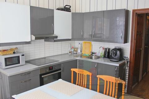 Двухкомнатная квартира с отличным ремонтом, свободная продажа, 1 соб-к - Фото 3