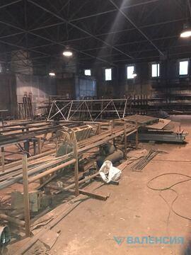 Сдается теплое производственно-складское помещение 1000м2 - Фото 5