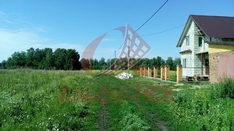 Участок на левом берегу Обского моря под строительство жилого дома и - Фото 4