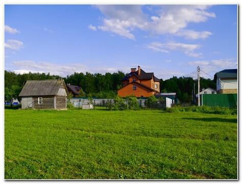 Красивый участок 14 соток в тихой и уютной деревне Акиньшино - Фото 4