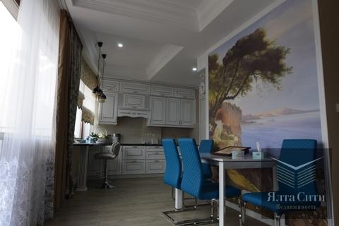Уютная квартира в престижной новостройке в Приморском парке Ялты - Фото 4