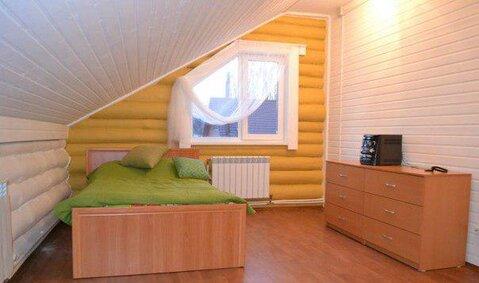 Бревенчатый дом в Ивушке - Фото 5