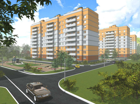 Продаю 2-комнатную квартиру Дзержинский район - Фото 1