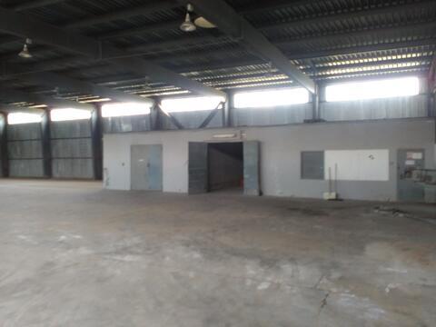 Склад/производство 1000 кв.м,1 этаж - Фото 3