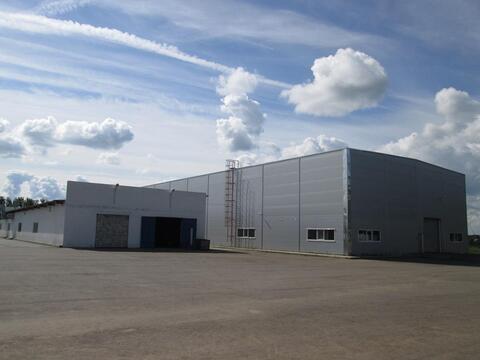 Продам производственный комплекс 3200 кв.м. - Фото 2
