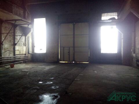 Производство с кран-балкой 507 кв.м в Пушкино - Фото 2