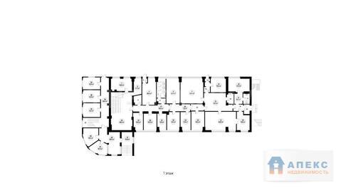 Продажа помещения пл. 1980 м2 под офис, банк м. Шелепиха в особняке в . - Фото 3
