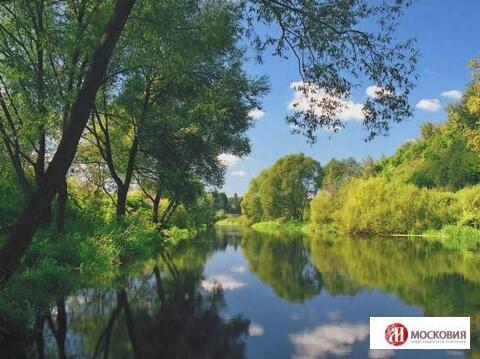 Участок у воды рядом с лесом 15 соток, 30 км от МКАД по Калужскому ш. - Фото 5