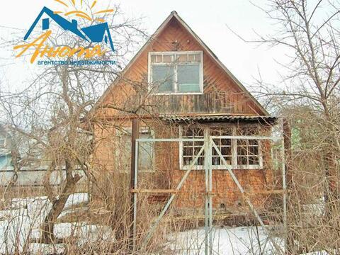 Дачный дом в первой линии у озера в деревне Каверино Боровского района - Фото 4