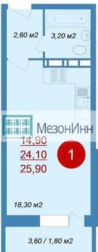 Продажа квартиры, Котельники, Баулинская - Фото 5