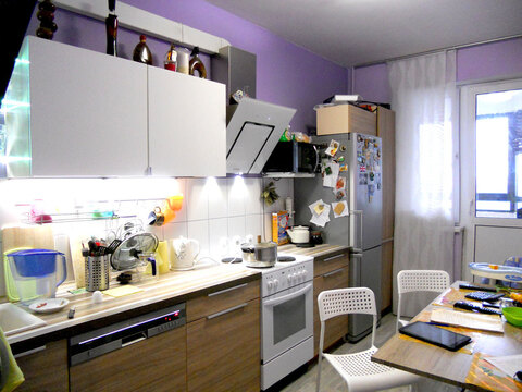 Двухкомнатная квартира на Вернадского. Ремонт. Новостройка - Фото 1