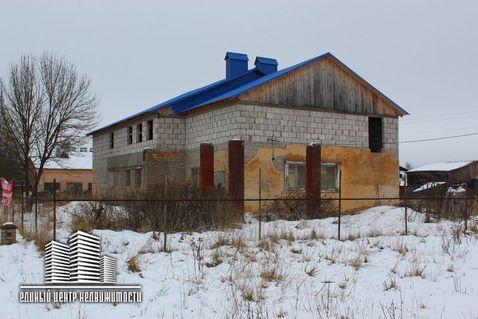 Здание бани на участке 12 соток с.Малое Василево (Тверская область) - Фото 1
