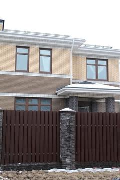Дом 217 кв.м. на участке 6 соток Московская область Поливаново - Фото 2