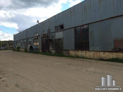 Аренда складских/производственных помещений 960 кв.м, д. Митькино - Фото 4