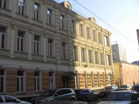 Аренда офиса, м. Арбатская, Калошин пер. - Фото 1