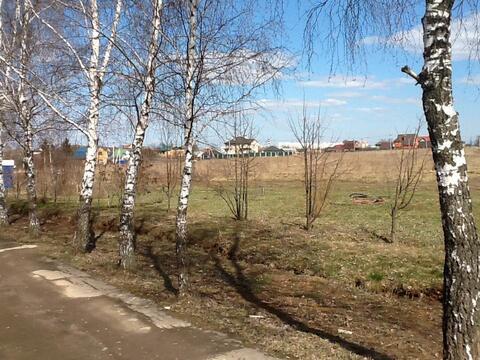 Земельный участок 20 соток с.Остафьево (Новая Москва) - Фото 2