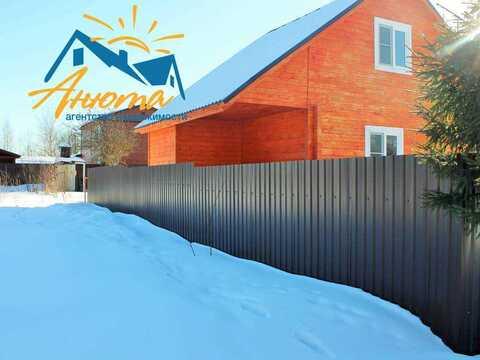 Продается светлый и уютный дом в 5 км. от города Обнинск. - Фото 3