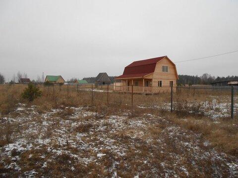 Дом в д.Тамышёво, Клепиковского района, Рязанской области. - Фото 1