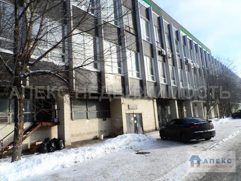Аренда офиса 92 м2 м. Калужская в административном здании в Коньково - Фото 1