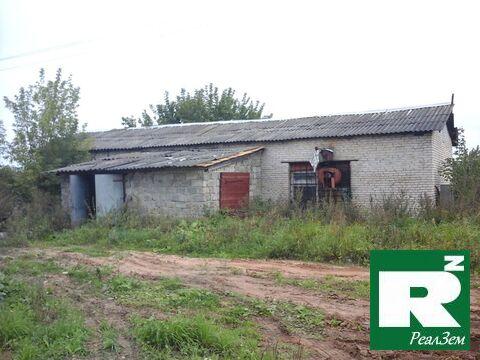 Участок промышленного назначения 1.4 Гектара в деревне Комлево - Фото 1