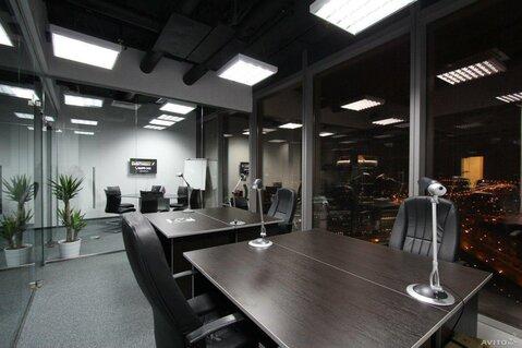 Офисное помещение в Москва Сити. Город Столиц. 197 м2 - Фото 1