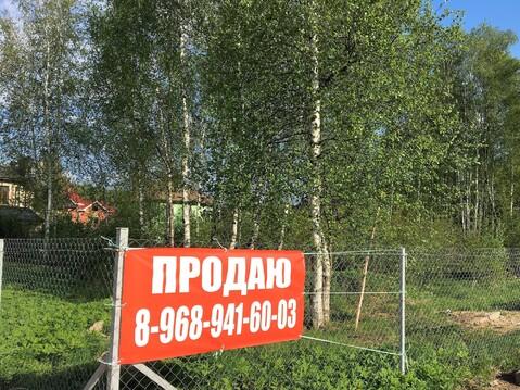 Участок 9.6 соток в кп Витязь,13 км от мкада - Фото 3