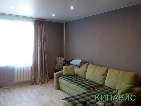 Продается комната в общежитии, пр. Ленина 103, 4 этаж, евроремонт - Фото 1