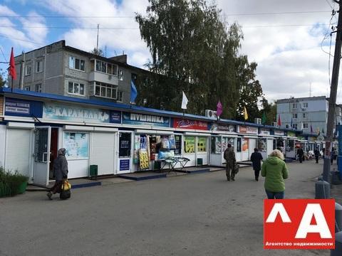 Продажа торговых рядов 390 кв.м. в центре Киреевска - Фото 1