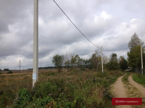 Земельный участок 15 соток ИЖС с электричеством 15 квт в д. Мошницы - Фото 4