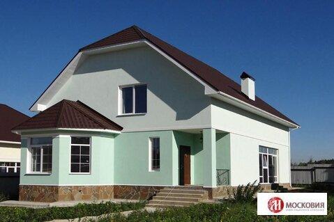 Дом 200м2, на участке 8 соток, 25 км от МКАД, Киевское шоссе. - Фото 1