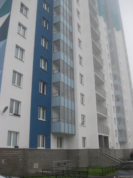Сдается 2-х комнатная квартира, 53м2 ЖК Новая Охта - Фото 1