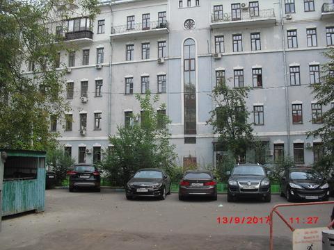 Офис 71 кв.м, 1 этаж ж.д, метро Бауманская, ул. Бауманская, д.43с2 - Фото 1
