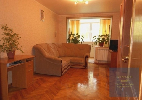 Продажа квартиры, Ялта, Ул. Кривошты - Фото 1