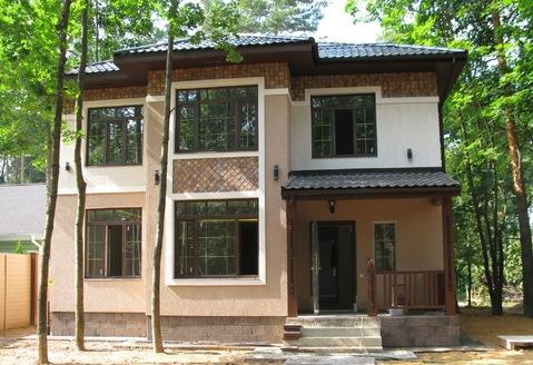 Новый дом Малаховка, 250м, 5комнат - Фото 1