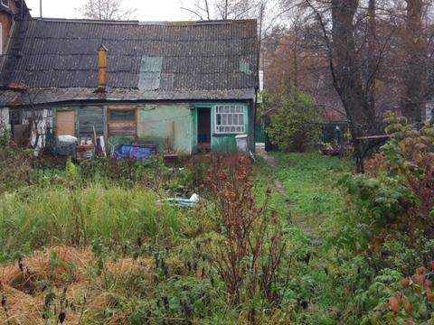 Продаю участок с домом: общая площадь