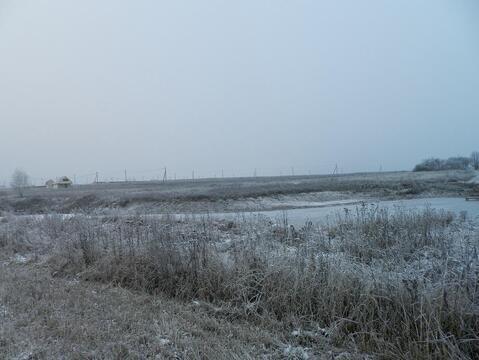 Ушаковка деревня участок 75 соток Заокский район Тульская область - Фото 2