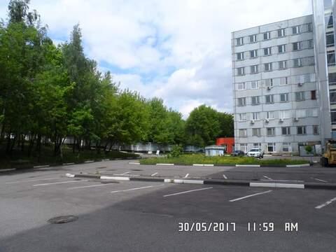 Офис в аренду 162 кв.м, м. Авиамоторная - Фото 1