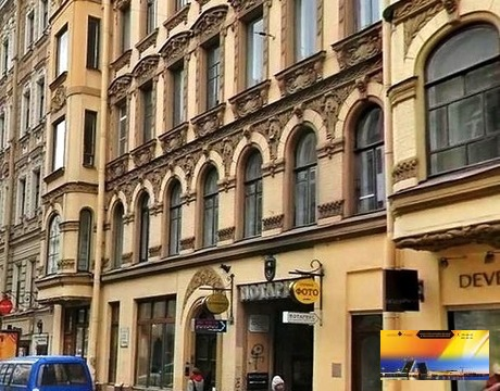 Комната на ул. Рубинштейна в историческом центре Петербурга - Фото 4
